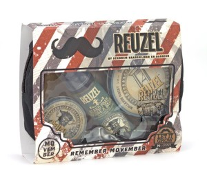 Reuzel - Movember Dopp Kit
