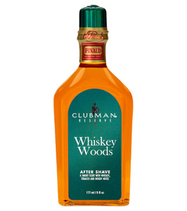 Clubman - Whiskey Woods After Shave Lotion