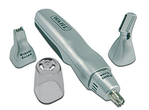 Wahl - Nose Trimmer 3in1