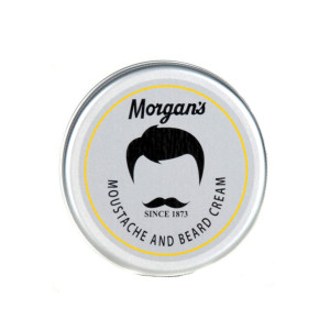 Balsamo da barba e baffi Morgan's Moustache & Beard Cream 75 ml