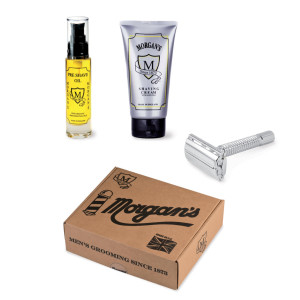 Morgan's - Set London Shaving