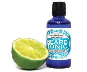 Olio da barba Dr K Fresh Lime Beard Tonic 50 ml