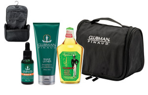 Clubman  -  Set Good Shave Classic