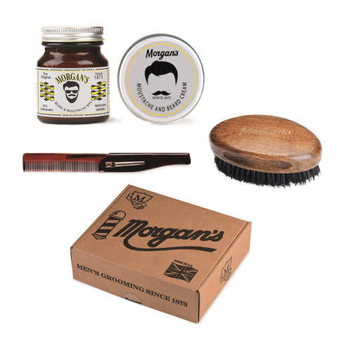Morgan's - Set Royal Grooming