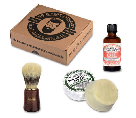 Dr K - Irish Shaving Set