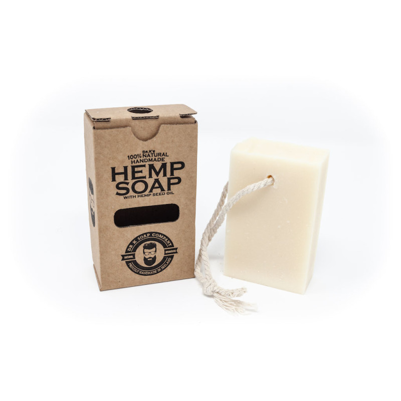 39969 DR K-HEMP SOAP 110 GR