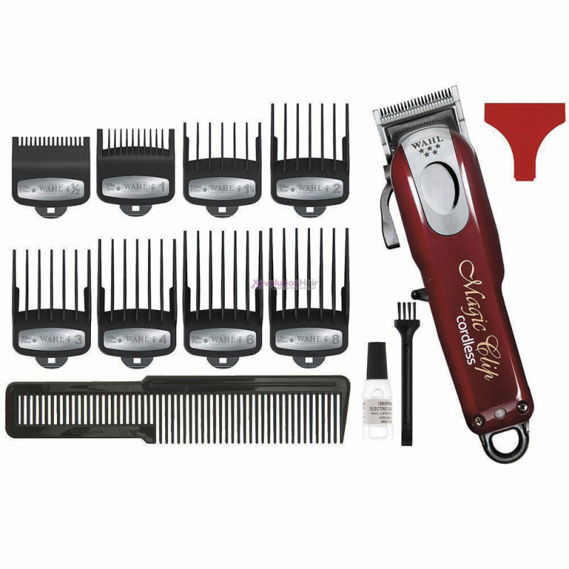 Wahl - Tosatrice  Magic Clip Cordless