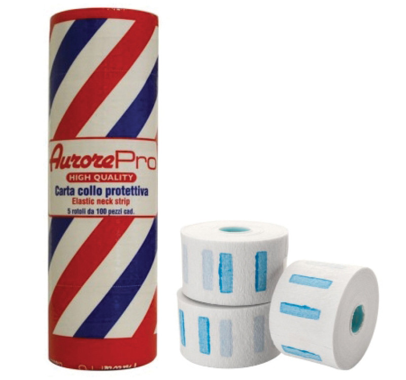 Aurore - Rotolo Carta Collo Barber Hq