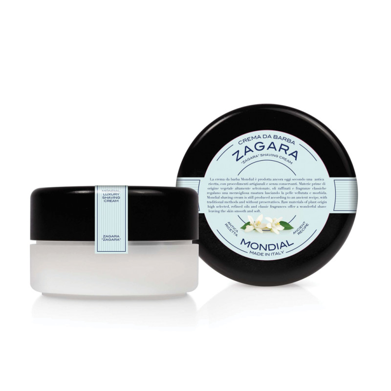 Mondial - Crema Barba in Ciotola150ml - Zagara