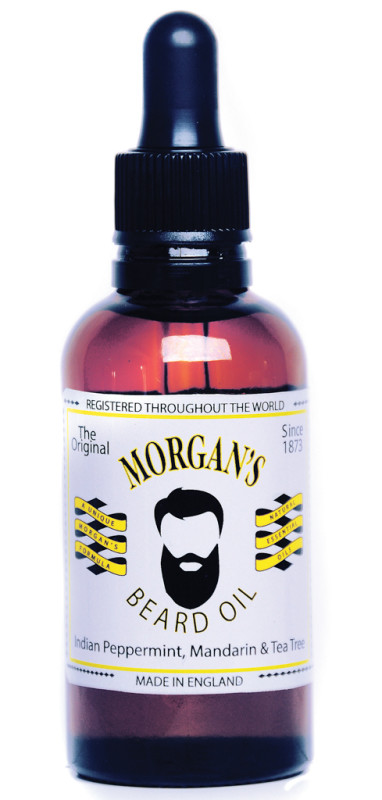 Olio da barba Morgan's Beard Oil 50 ml
