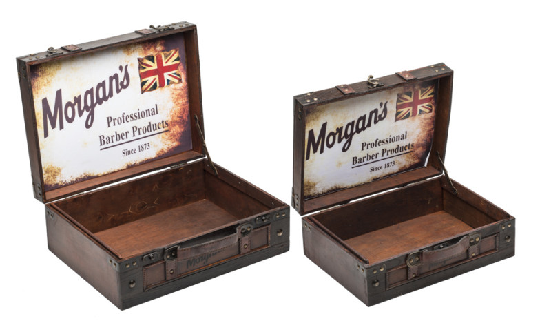 Morgan's - Set 2 Valigette