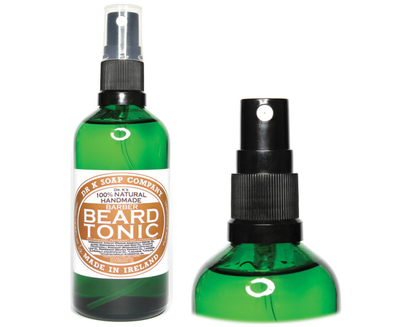 Olio da barba Dr K Barber Beard Tonic Spray 100 ml