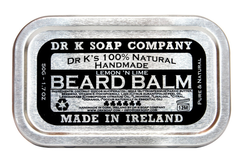 Dr K - Beard Balm Fresh Lime