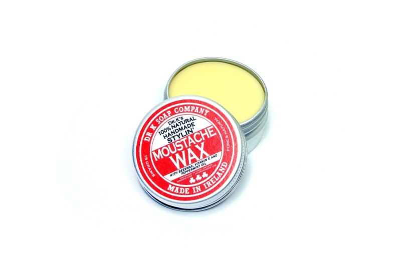 Dr K - Moustache Wax Peppermint