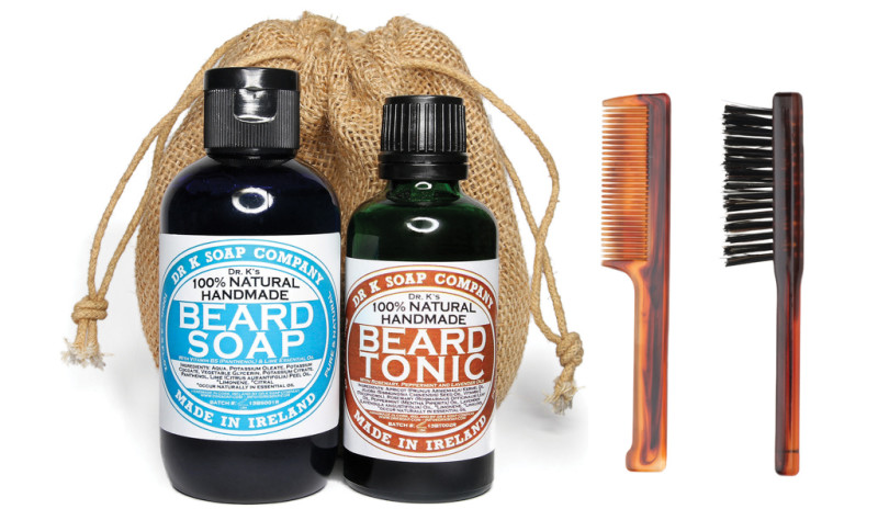 Dr K - Beard Care Set