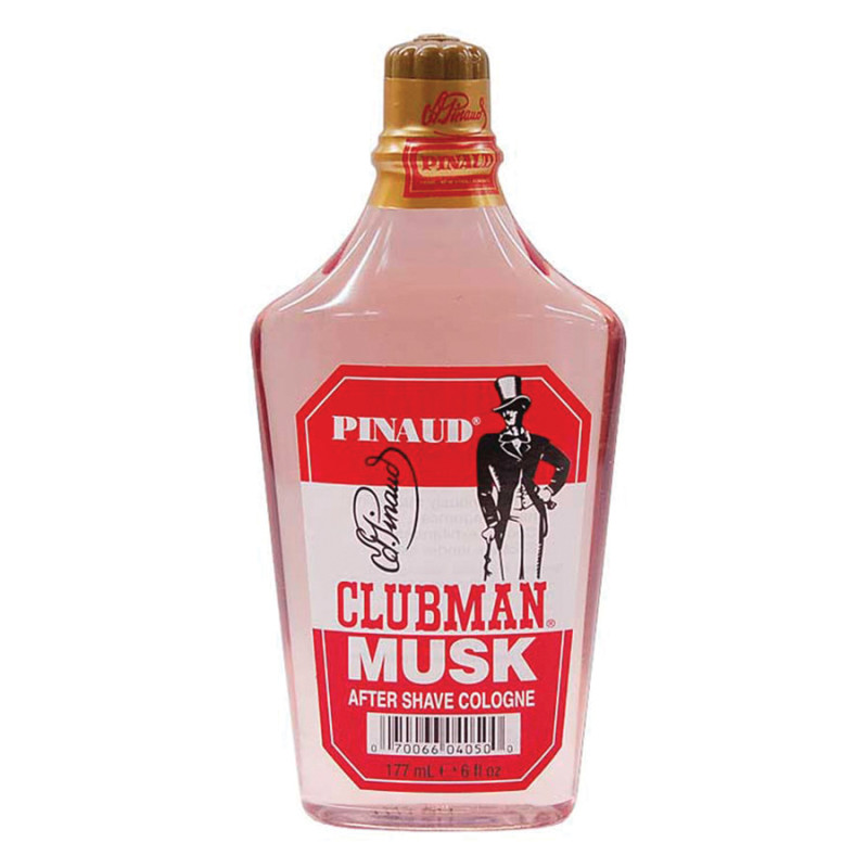 Clubman - Musk After Shave Cologne