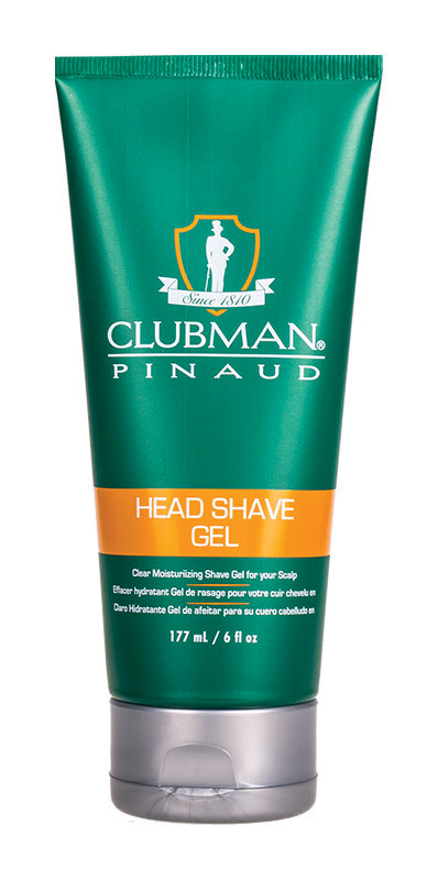 Clubman - Head And Shave Gel 177ml