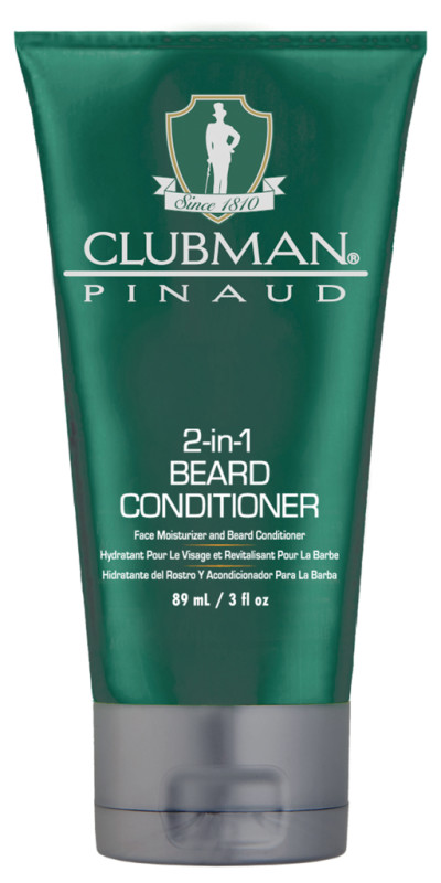 Balsamo per viso e barba Clubman 2-in-1 Beard Conditioner 89 ml