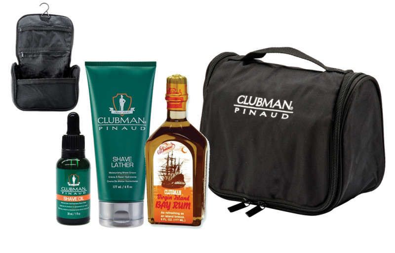 Clubman  -  Set Good Shave Rum