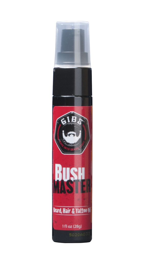 Olio da barba Gibs Grooming Bush Master Oil 29,6 ml