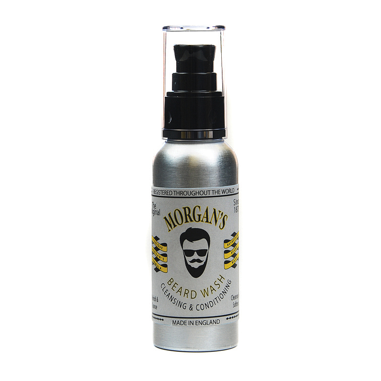 Shampoo per Barba Morgan's Beard Wash 100ml